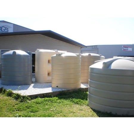 Casino water tanks