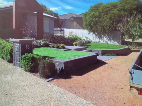 Tanga landscaping design construction on canberra act for Landscape architect canberra