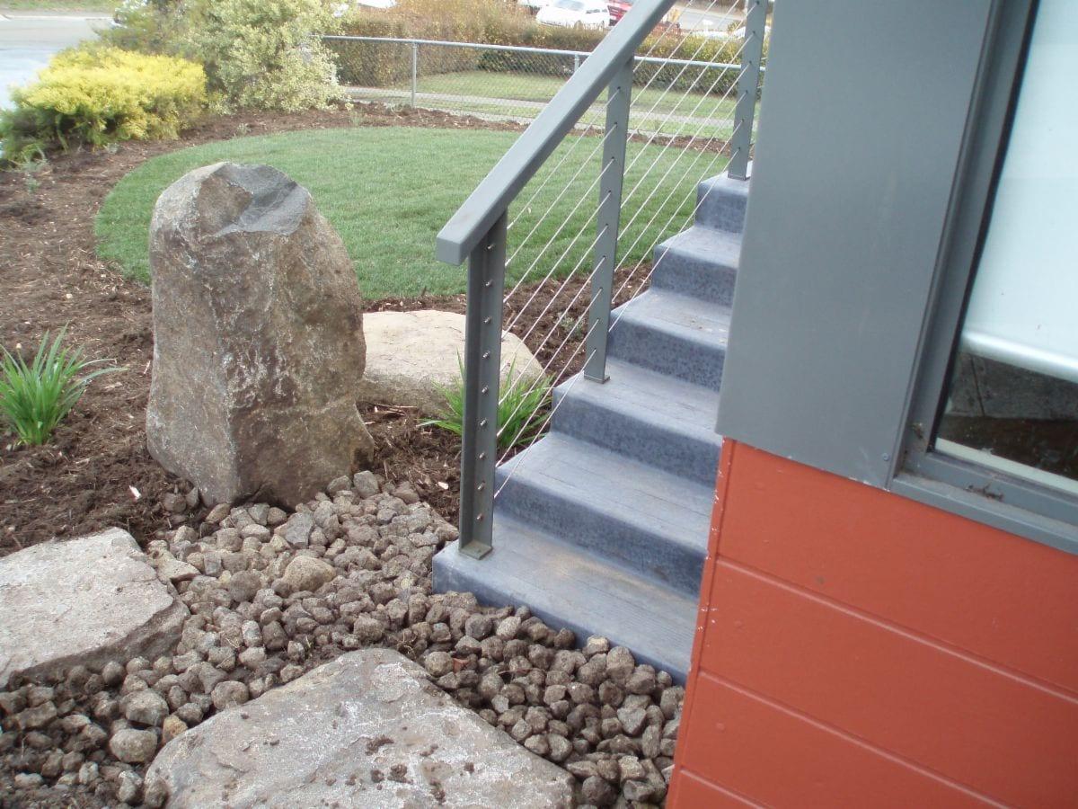 Landscaping Rock Hobart : Botanic resources landscaping landscape design hobart
