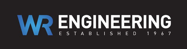 wr engineering logo - Garden Sheds Queanbeyan