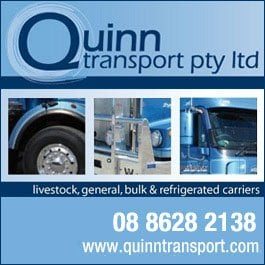 Quinn Transport Pty Ltd Heavy Haulage Rudall Rd Cleve