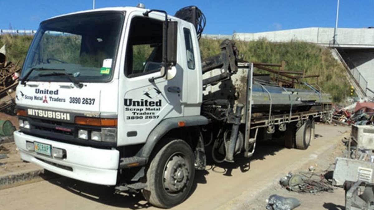 United Scrap Metal Traders - Scrap Metal Merchants - 913 Lytton Rd
