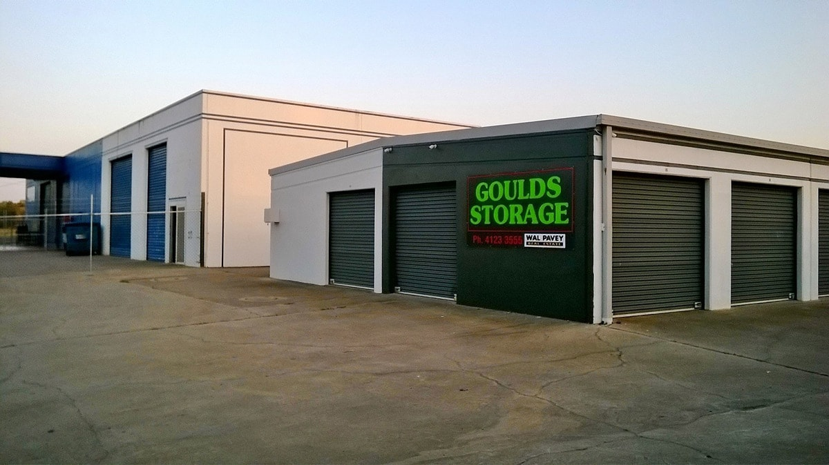 Goulds Storage Storage Solutions On The Hervey Bay