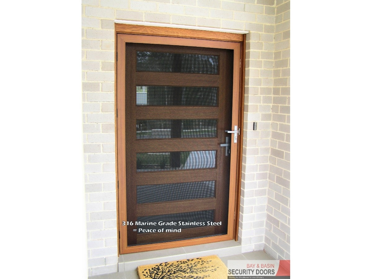Bay \u0026 Basin Security Doors - Pic 6 ...  sc 1 st  Yellow Pages & Bay \u0026 Basin Security Doors - Security Doors Windows \u0026 Equipment - NOWRA