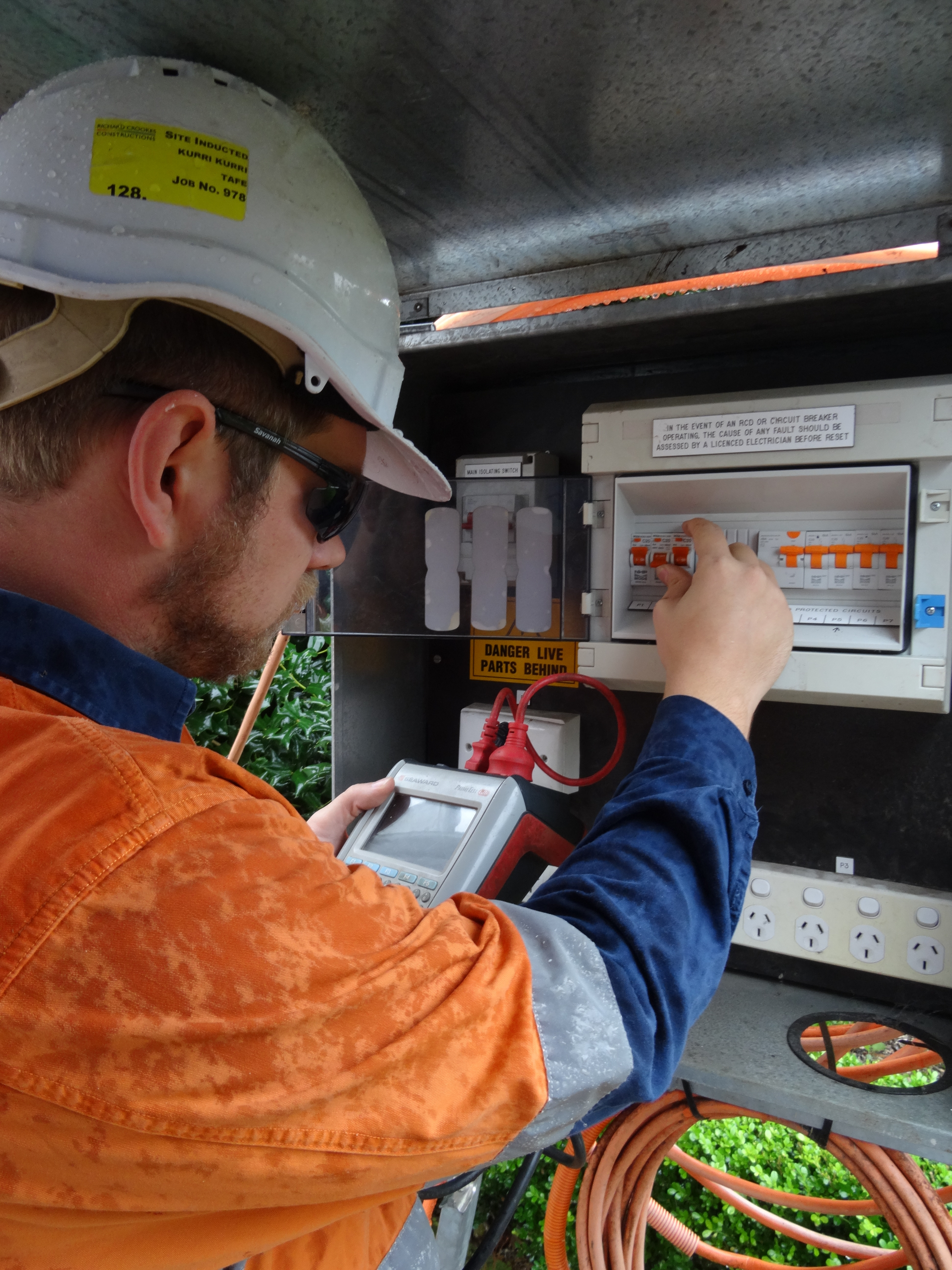 Jab Safety Services Electrical Test Amp Tag Newcastle