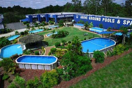 Above ground pool sales pty ltd on 250 great western hwy for Best above ground pools australia