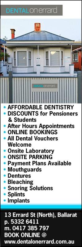 Dental On Errard - Dental Technicians - 13 Errard St North