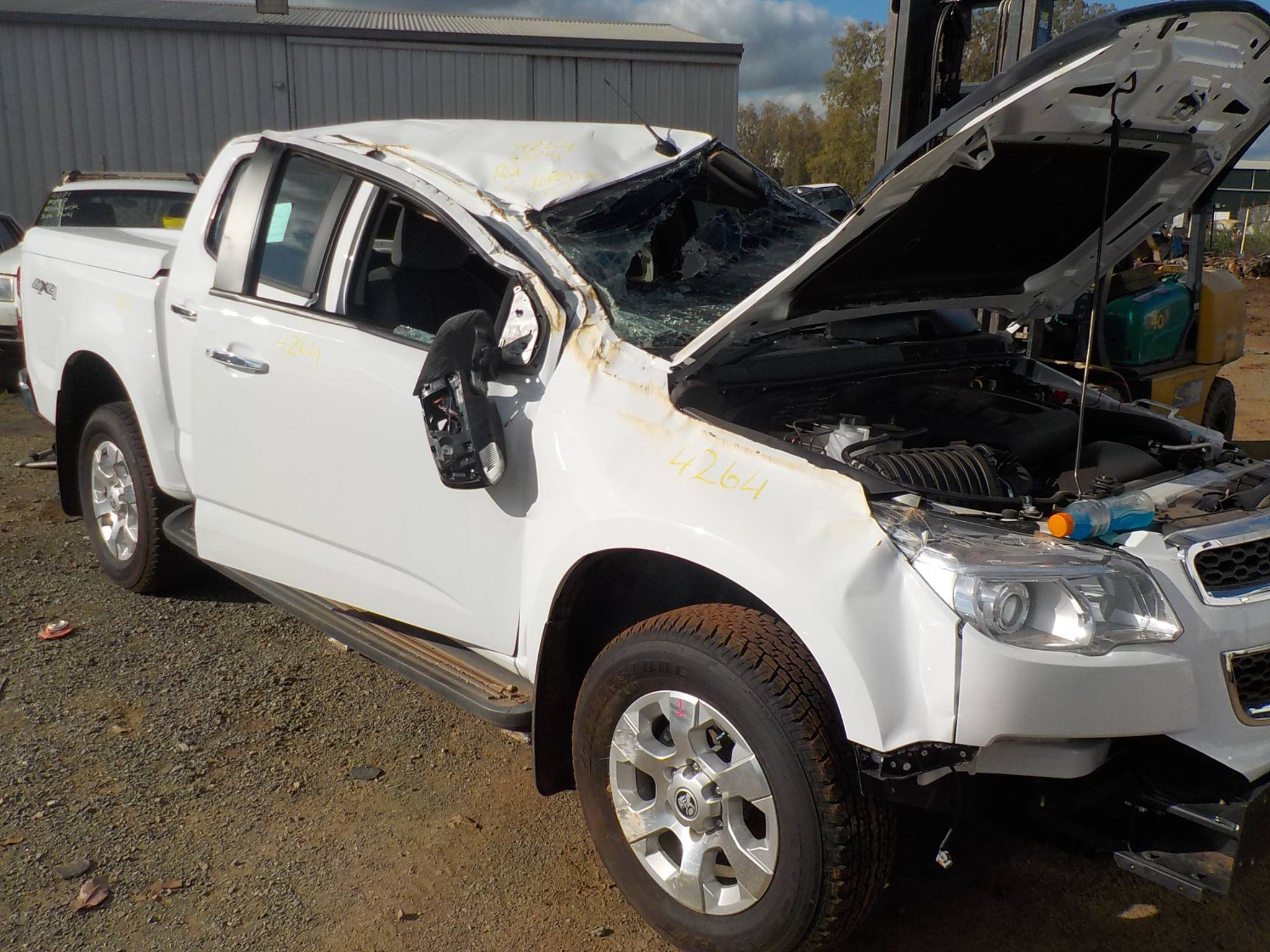 Parkes Auto Wreckers - Auto Wreckers & Recyclers - 32-36 Matthews St ...