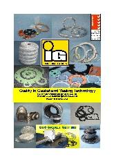 Industrial Gaskets - Gaskets, Seals & Valves - Darwin