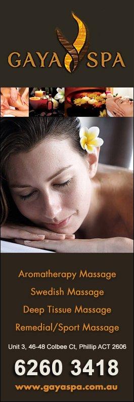 Charlotta massage