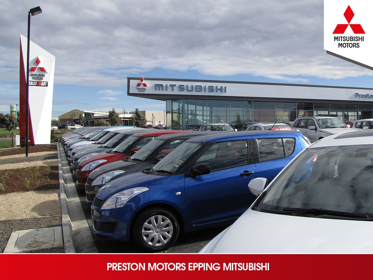 preston motors epping mitsubishi new car dealers 380