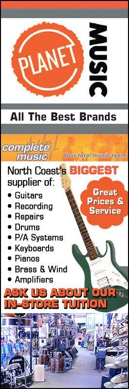 Planet Music - Music & Musical Instruments - Ballina