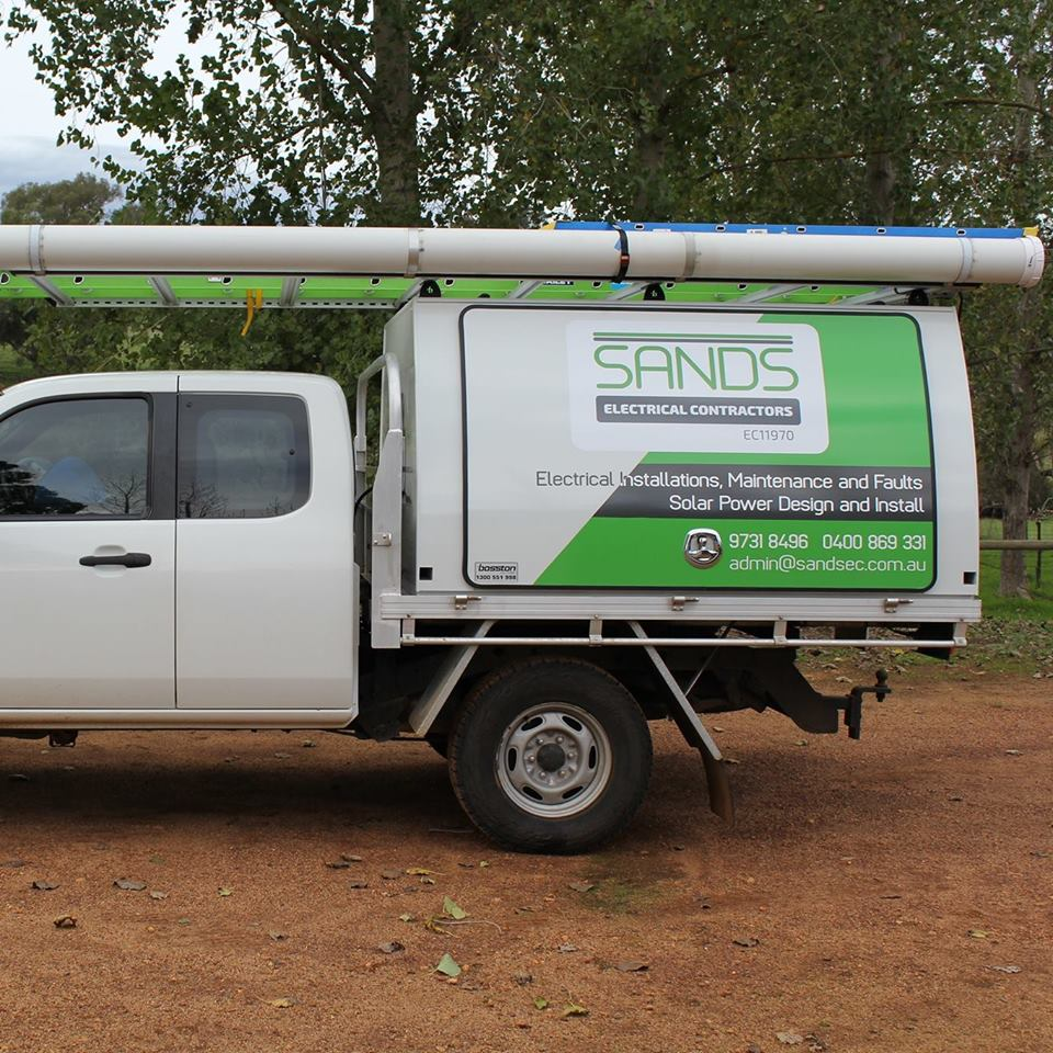 Sands Electrical Contractors Electricians Residential Wiring Australia Pic 2