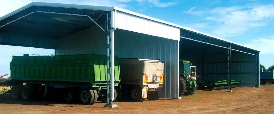 Ultra Span Orange Rural Amp Industrial Sheds 48 Leewood