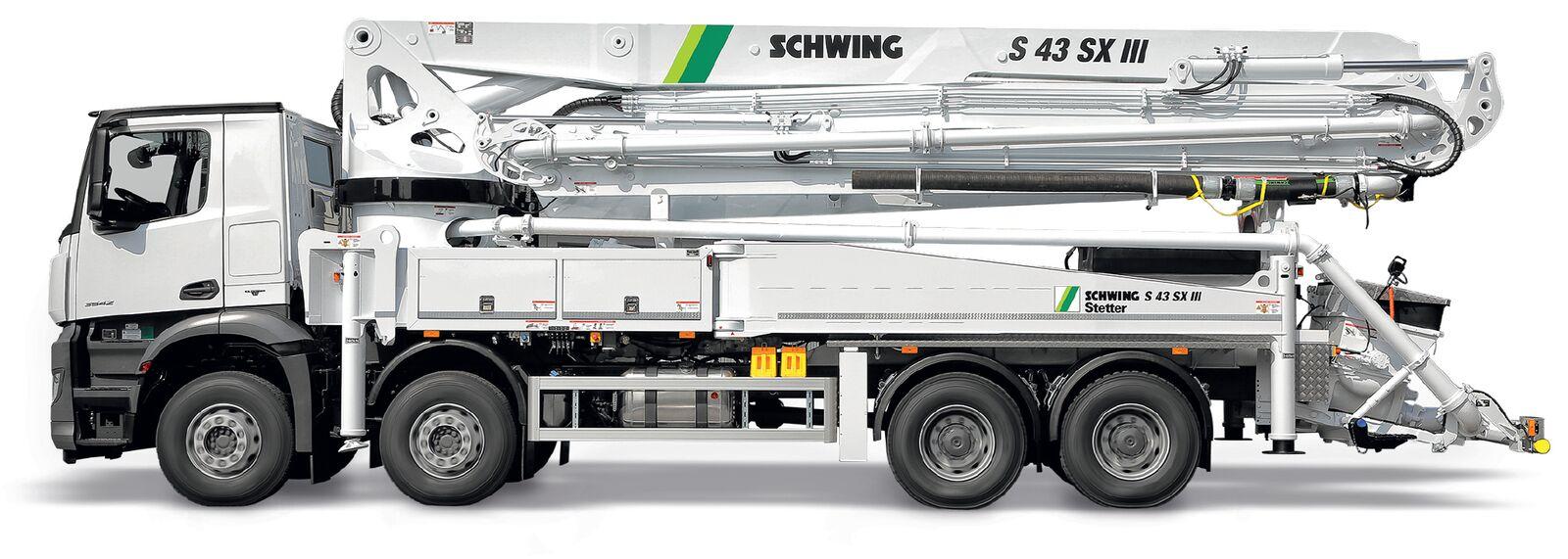 Schwing Australia Pty Ltd - Concrete Pumps & Equipment - Green Point