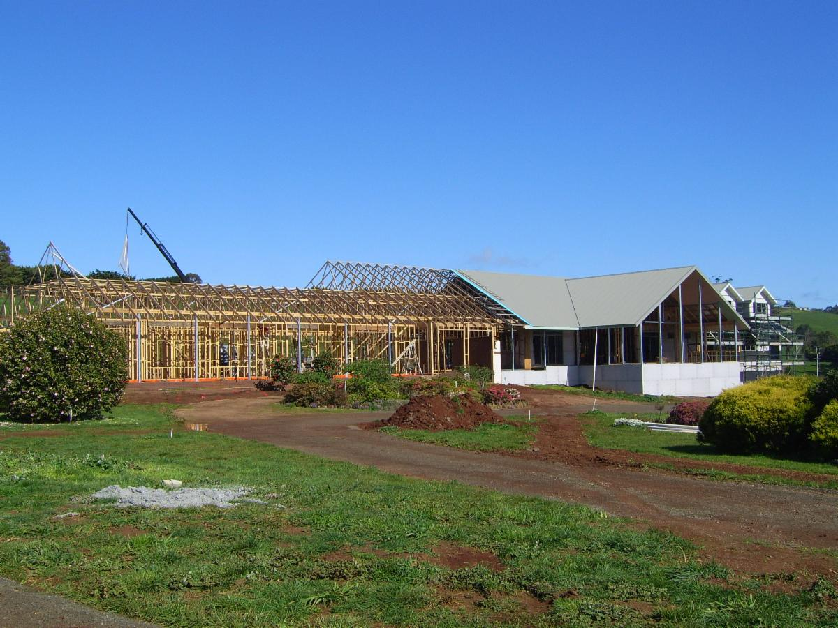 Drouin West Timber And Truss Futurefit Roof Trusses