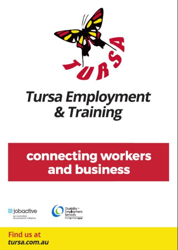tursa employment  u0026 training