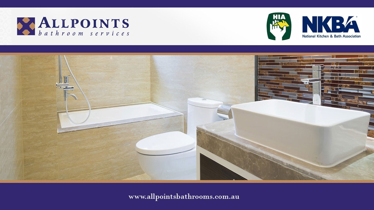 allpoints bathroom services - bathroom renovations & designs