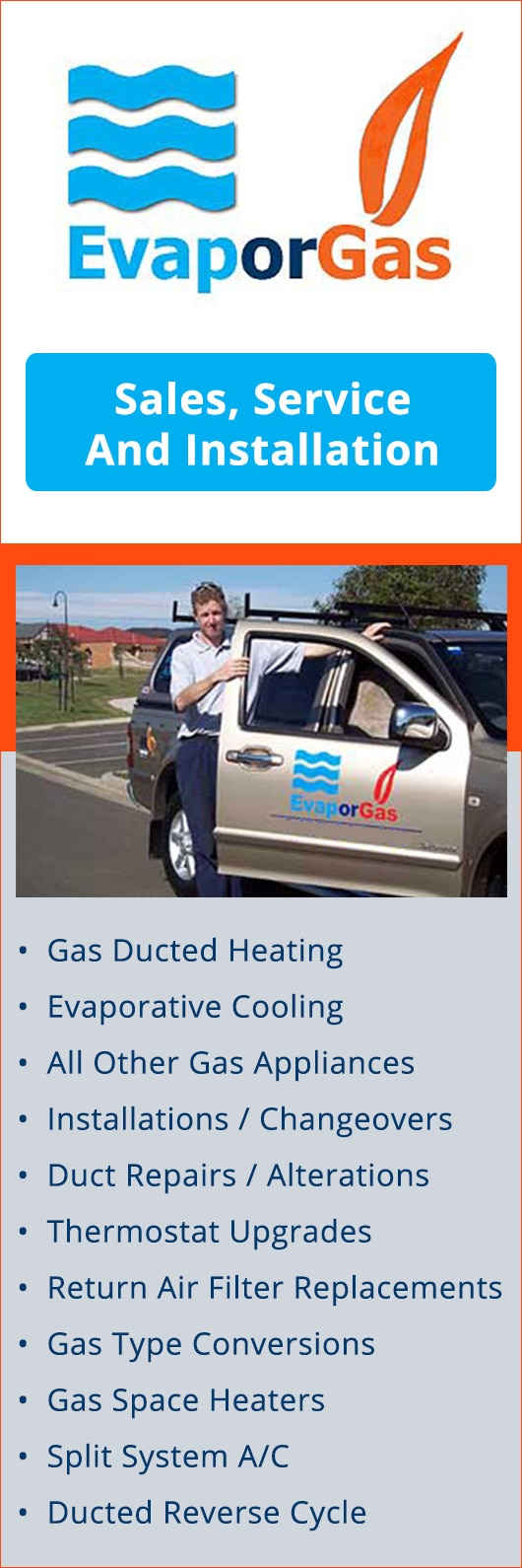 EvaporGas - Heating Appliances & Systems - 6/ 29-31 Eastern Rd ...