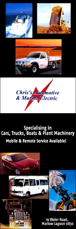 Chris S Automotive Amp Marine Electrics Auto Electrician