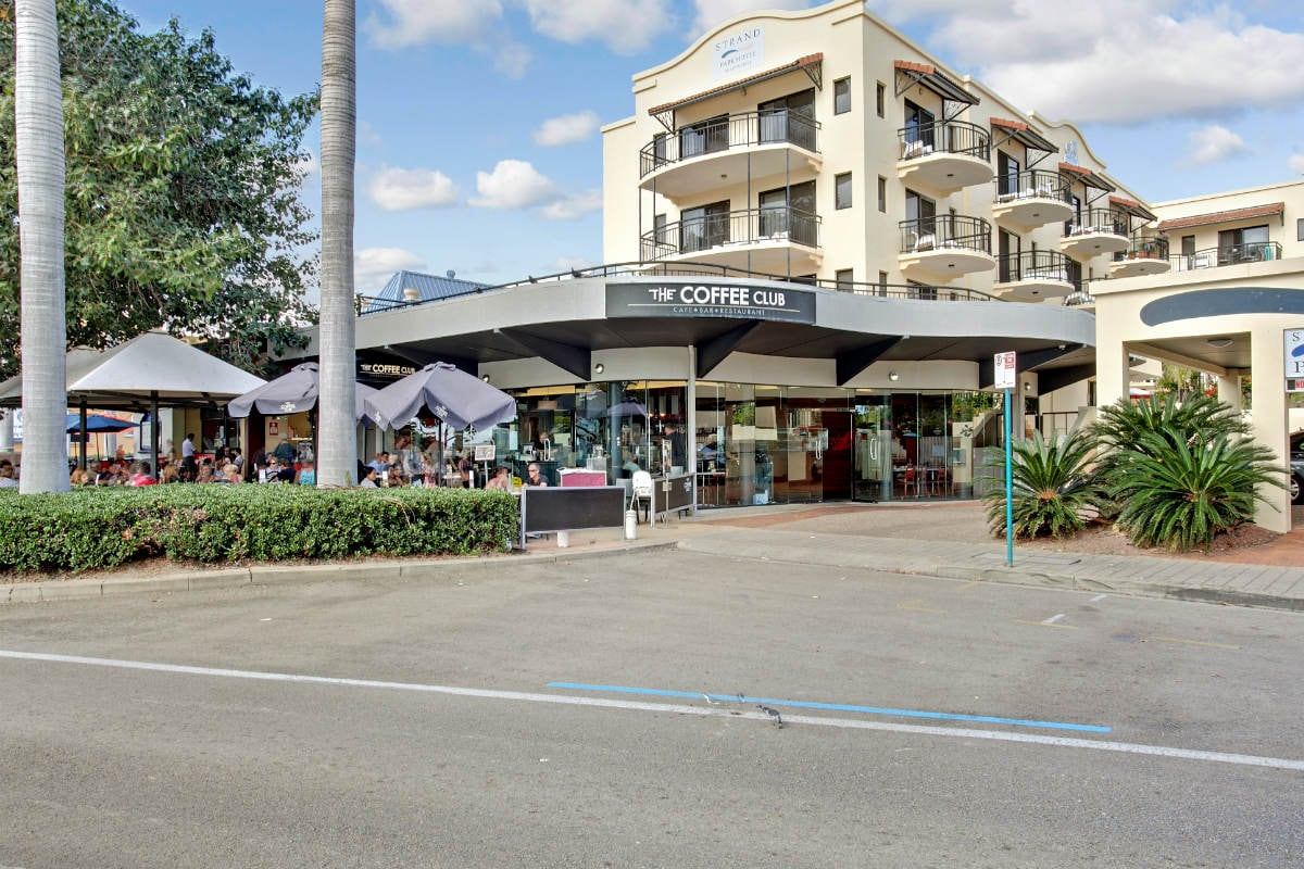 Beach House Motel Townsville Queensland