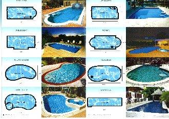 Freedom pools swimming pool designs construction - Swimming pool construction details pdf ...