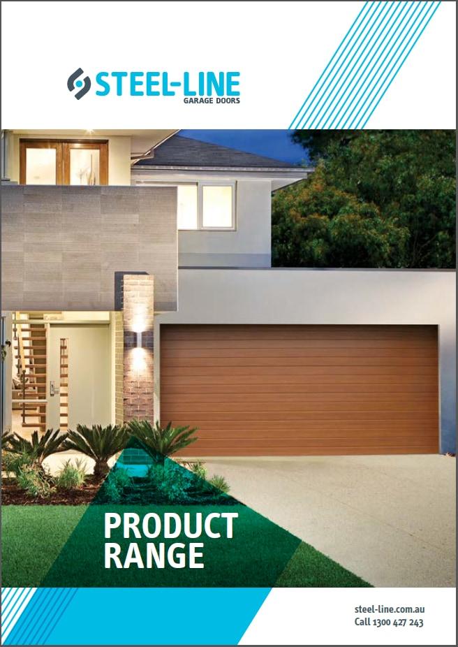 Product Range Booklet & Steel-Line Garage Doors - Garage Doors \u0026 Fittings - 487 Hammond Rd ...