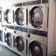 Our Large Dryers take 3 x Baskets $1 = 6 mins