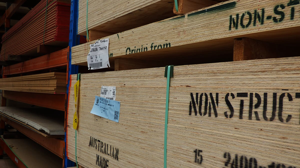 Where are some suppliers of lumber and other building supplies?