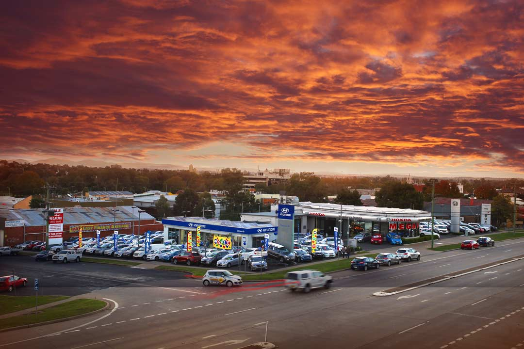 Woodleys Used Cars Tamworth