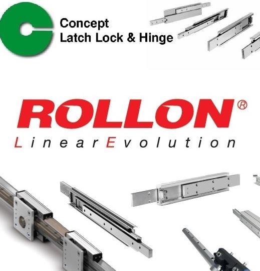 Concept Latch Lock & Hinge - Hardware--W'sale - 353 Victoria St