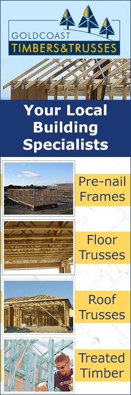 Gold Coast Timbers & Trusses - Roof Trusses & Wall Frames - Arundel