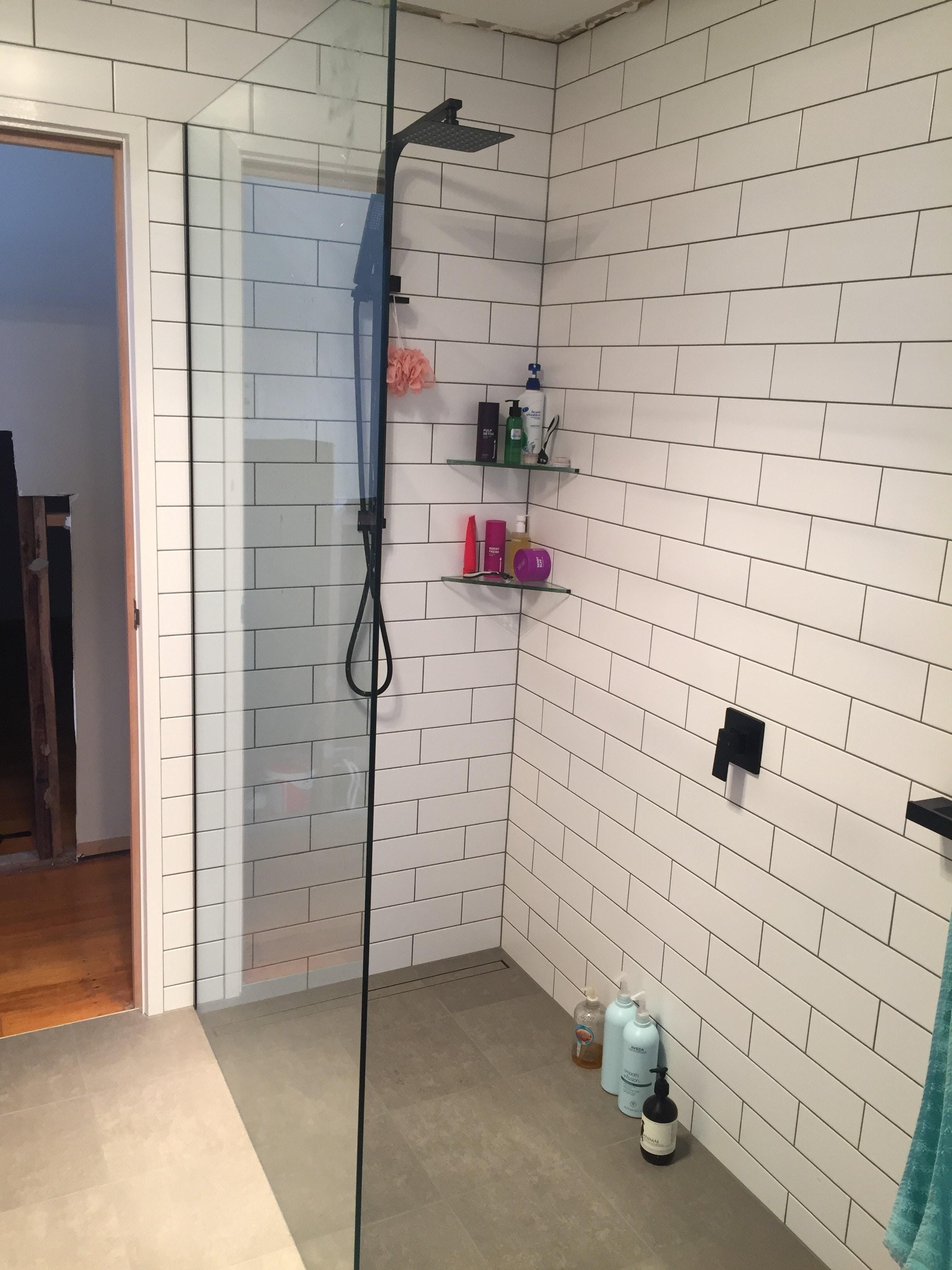 Bathroom Renovation Geelong omni tiling - wall & floor tilers - grovedale