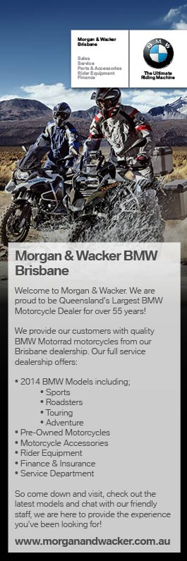 Morgan & Wacker BMW - Motorcycle Parts & Accessories