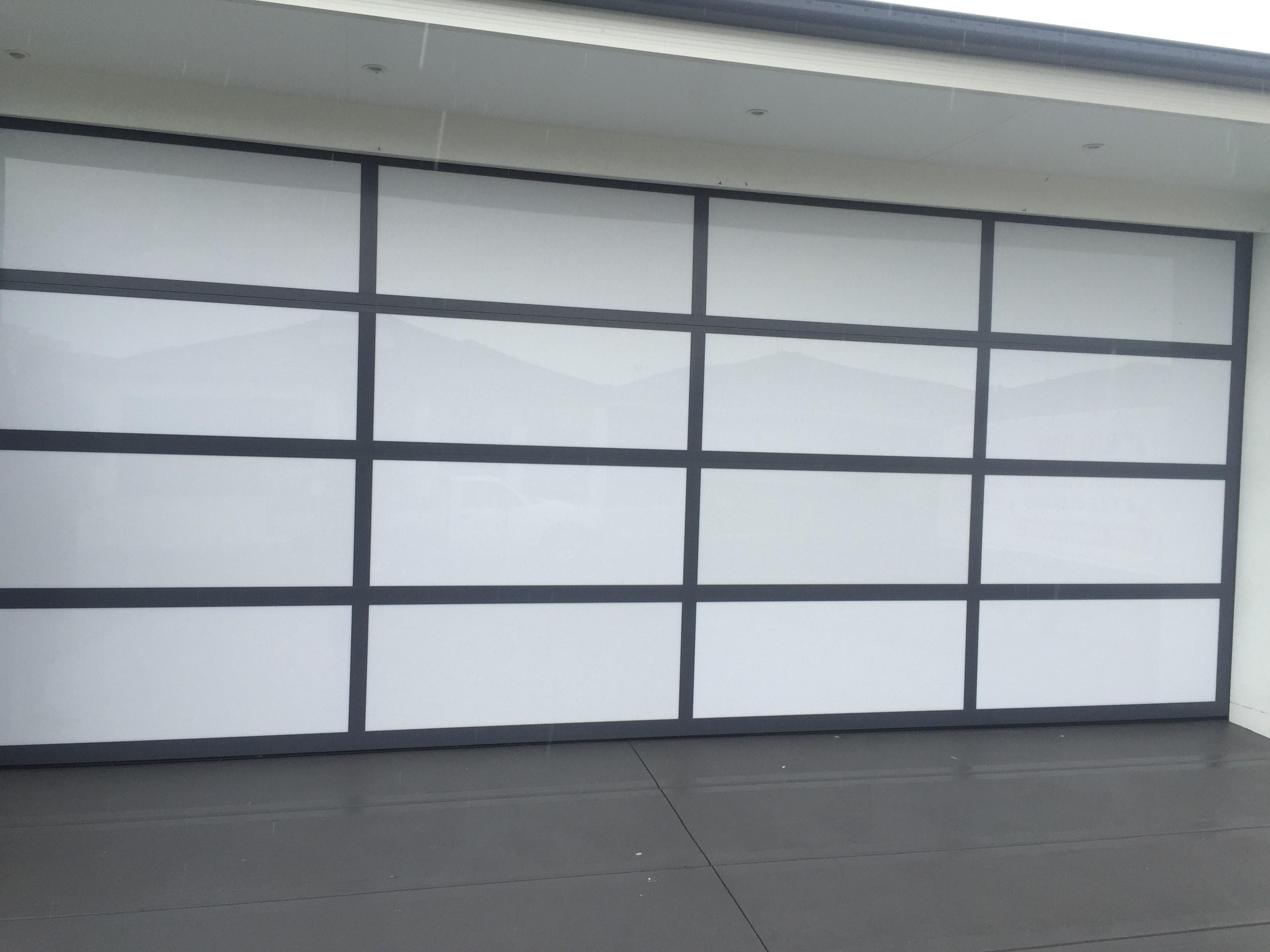 p d garage doors garage doors fittings 6429 the buckets aluminium doors with panels