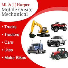 ML & LJ Harper Mobile Onsite Mechanical - Mechanic - PO ...