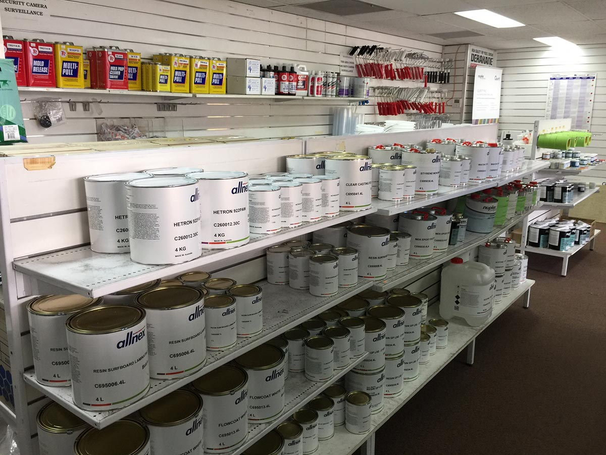 Resins Resin Products in Canning Vale, WA 6155 Australia | Whereis®