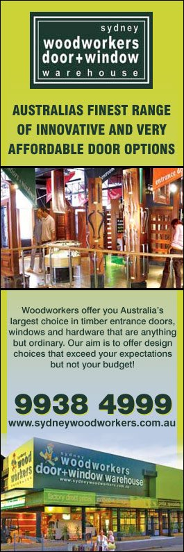 Sydney Woodworkers Door Window Warehouse   Promotion