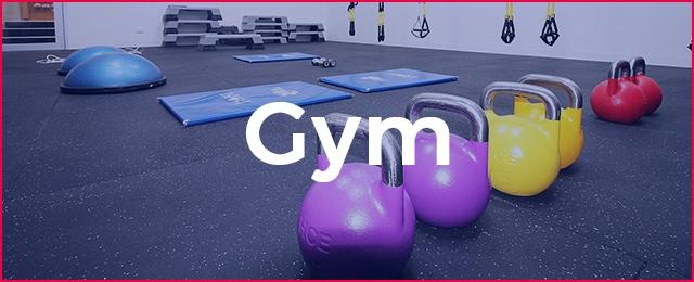 Friends gym hobart