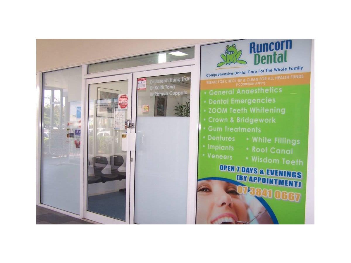 Runcorn Dental On Runcorn Plaza Shop 15 258 Warrigal Rd