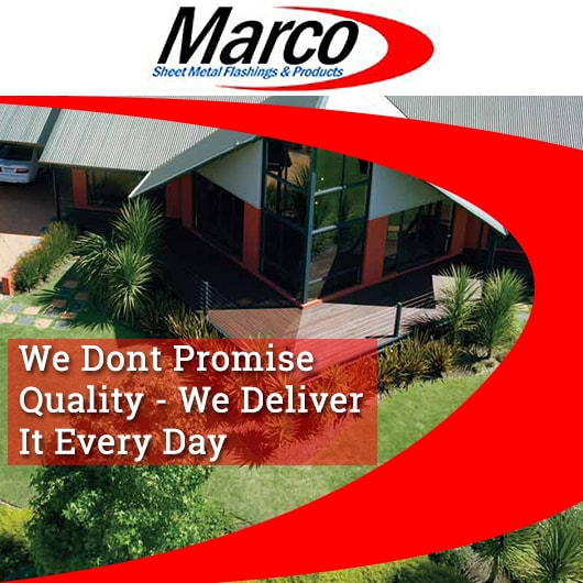 Marco Sheet Metal Product Pty Ltd   Promotion