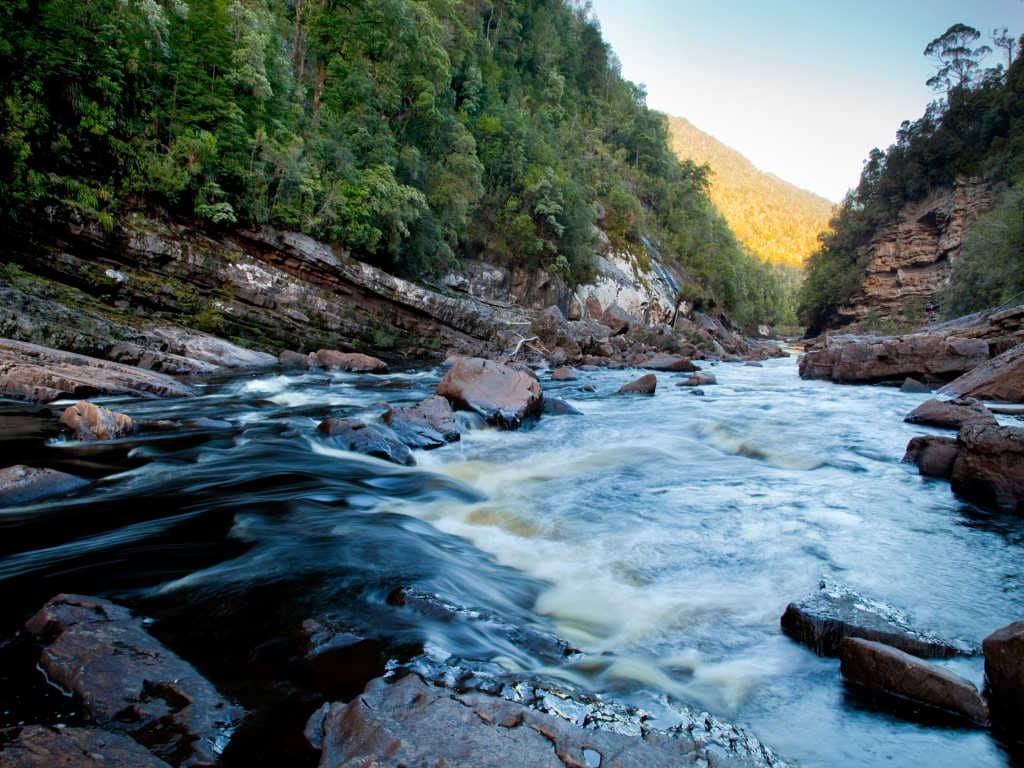 Water By Nature Tasmania Franklin River Rafting