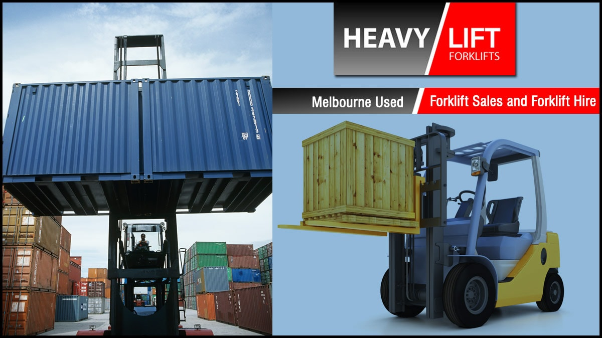 Heavy Lift Forklifts - Forklifts & Forklift Repairs
