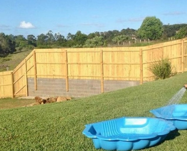 Byron Bay Brushwood Fencing Experience Fencing