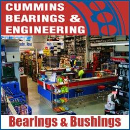 Cummins Bearings & Engineering - Bearings & Bushings - 6-10