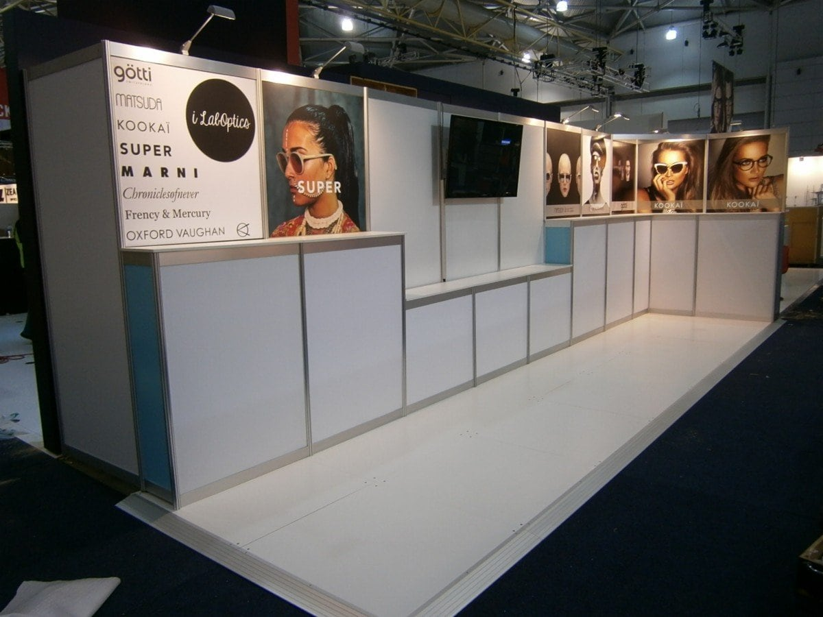 Exhibition Stand Lighting Qld : Exhibition display services exhibitions matheson street