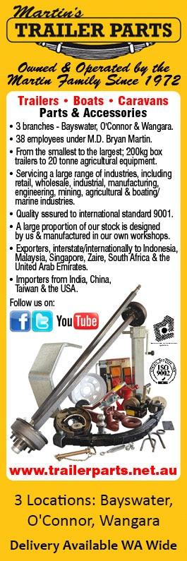 Martins Trailer Parts - Farm Supplies & Farming Equipment