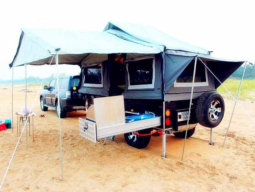 Innovative  Of Camper Trailer Australia And Read Their Review Issue 64 May 2013