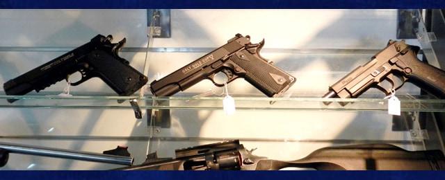 Hall's Firearms - Guns & Ammunition - 42 Gladstone Rd