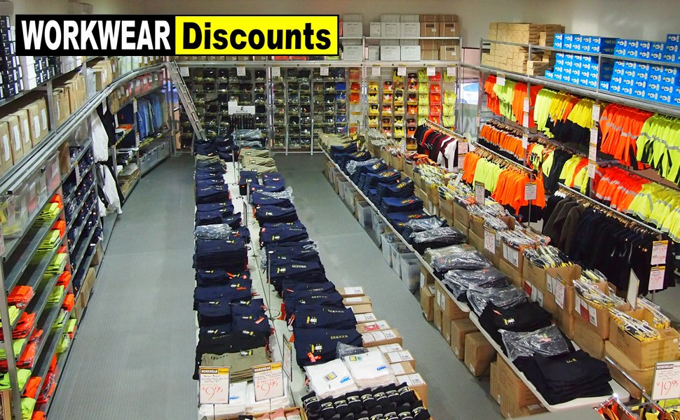 834e8357353 Workwear Discounts - Workwear & Protective Clothing - Shop 2/ 267A ...